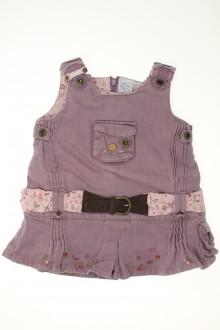 Habits pour bébé Robe en toile Cadet Rousselle 6 mois Cadet Rousselle
