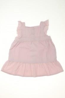 Habits pour bébé occasion Robe en velours fin H&M 6 mois H&M