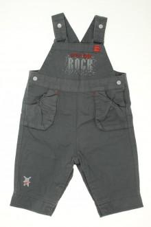 vêtements bébés Salopette en toile Sucre d'Orge 3 mois Sucre d'Orge