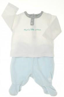 habits bébé Ensemble tee-shirt et pantalon à pieds Orchestra Naissance Orchestra
