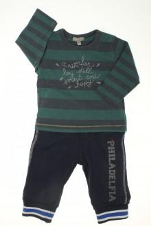 Habit d'occasion pour bébé Ensemble pantalon et tee-shirt Grain de Blé 6 mois Grain de Blé