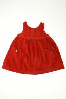 vêtements bébés Robe en velours ras Tartine et Chocolat 6 mois Tartine et Chocolat