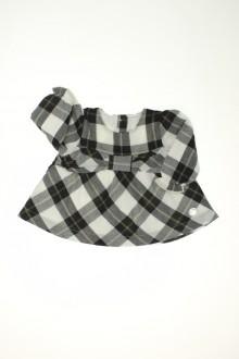habits bébé Blouse à carreaux Absorba 3 mois Absorba