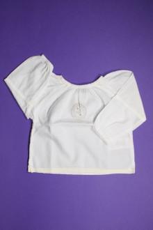 Habits pour bébé Blouse légère à manches longues Burberry 6 mois Burberry