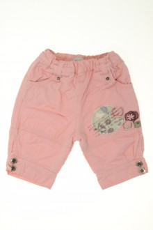 Habits pour bébé occasion Pantalon doublé Marèse 3 mois Marèse