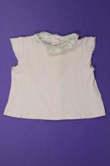 habits bébé Tee-shirt manches courtes Burberry 9 mois Burberry