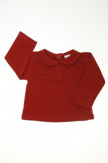 habits bébé Tee-shirt manches longues Zara 6 mois Zara