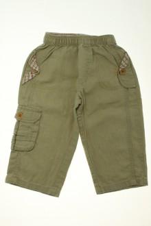 habits bébé Pantalon en lin mélangé Clayeux 18 mois Clayeux