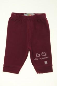 Habit de bébé d'occasion Legging La Compagnie des Petits 1 mois La Compagnie des Petits