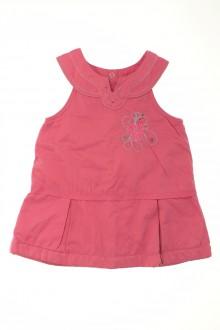 Habits pour bébé occasion Robe molletonnée Clayeux 18 mois Clayeux