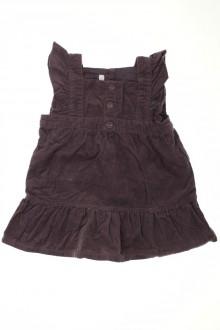 Habit d'occasion pour bébé Robe en velours fin H&M 6 mois H&M