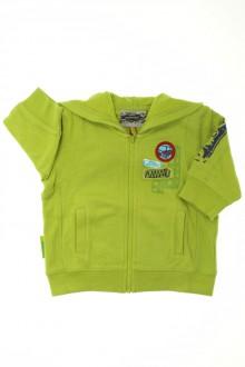 habits bébé Sweat zippé à capuche Catimini 6 mois Catimini