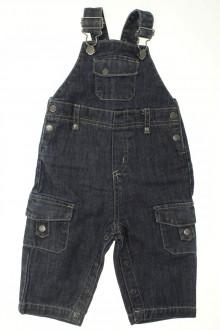 vêtements bébés Salopette en jean Cyrillus 6 mois Cyrillus