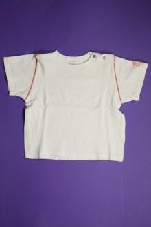 vêtements bébés Tee-shirt manches courtes Absorba 12 mois Absorba