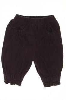 habits bébé occasion Pantalon en velours fin Grain de Blé 3 mois Grain de Blé